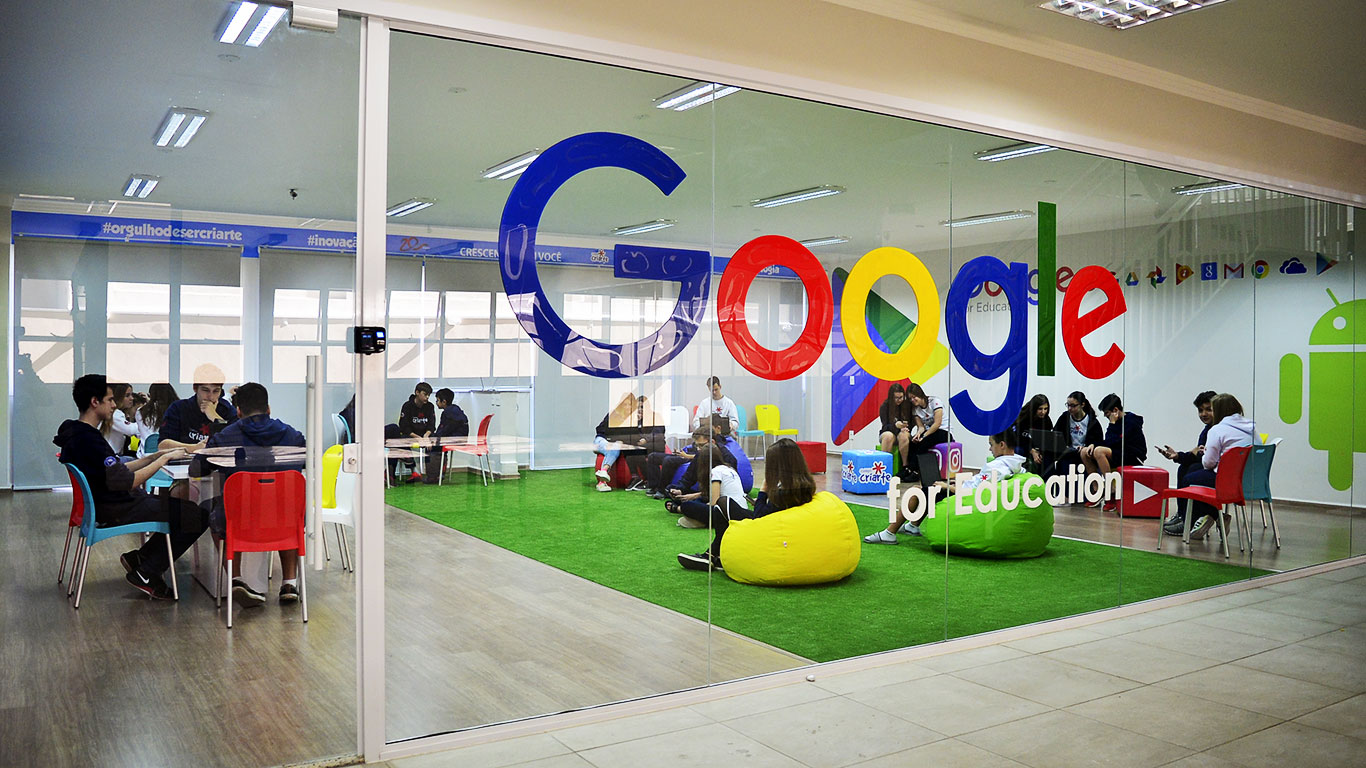 Google for Education Criarte